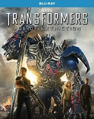 Transformers Age of Extinction Blu-ray  2 Disc Set  + Special Features