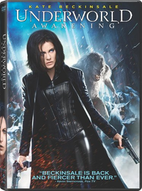 Underworld Awakening DVD Movie