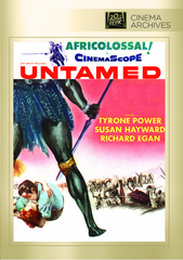 Untamed DVD Movie