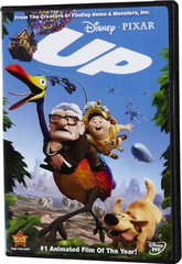 UP DVD (USED)