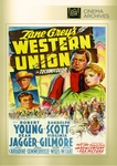 Western Union DVD Movie