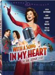 With A Song In My Heart DVD