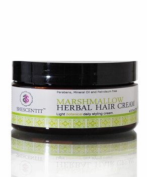 MARSHMALLOW HERBAL HAIR CREAM