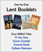 Day-by-Day Lenten Booklets --<I>for your Whole Community</I>