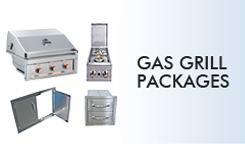 Gas Grill Packages