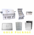 Gold Appliance Package by FLO Grills�
