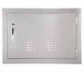 VENTED Horizontal 304 Stainless Steel Access Door 24 X 17 by FLO Grills™