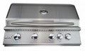 RCS 32-inch Premier Series Built-in Gas Grill with Rear Burner