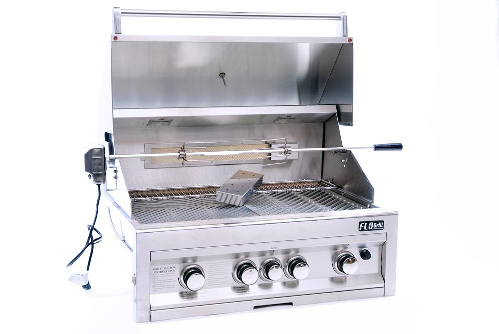 Red Stick Ultimate Appliance Package by FLO Grills
