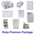 Ruby Premium Grill and Appliance Package
