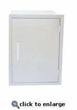 Signature Series 17-inch x 24-inch Weather Sealed Beveled Frame Dry Storage Pantry