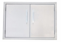 Signature Series 30-inch Beveled Frame Double Door