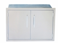 Signature Series 30-inch Weather Sealed, Beveled Frame Dry Storage Pantry