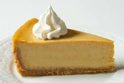 Mike's Pumpkin Cheesecake
