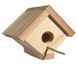05 Cedar Birdhouse Kit