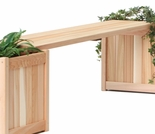 5' Planter Bench Kit