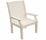Berlin Gardens Classic Terrace Dining Arm Chair