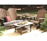 Berlin Gardens Comfo Back Glider Lounge Set