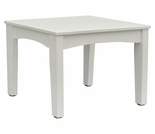 "Berlin Gardens Resin Classic Terrace 25"" End Table"
