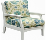 Berlin Gardens Resin Classic Terrace Club Chair