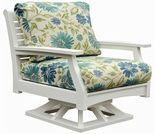 Berlin Gardens Resin Classic Terrace Swivel Rocker