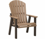 Berlin Gardens Resin Comfo-Back Deck Chair