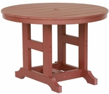 "Berlin Gardens Resin Garden Classic 38"" Round Counter Height Table"