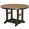 "Berlin Gardens Resin Garden Classic 48"" Round Bar Height Table"
