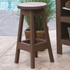 Berlin Gardens Resin Outdoor Bar Stool