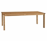"Brunswick Teak 72"" Rectangle Dining Table"