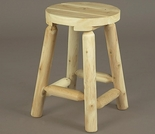 White Cedar Bar Stool