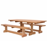 Cedar Market Table Kit
