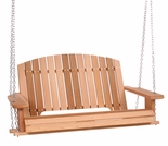 Cedar Pergola Swing Optional Kit