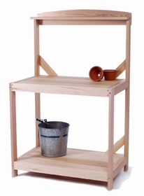 Cedar Potting Table Gardeners Bench
