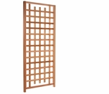 Cedar Trellis Screen Panel Kit