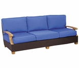 Three Birds Ciera Wicker 3-seater Sofa