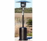 Commercial Mocha Finish Patio Heater