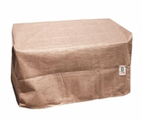 "Duck Covers Elite 52""L Patio Ottoman / Side Table Cover"