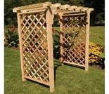 Flat Top Arbor - 4', 5' or 6' Options