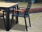 Forever Patio Quincy Aluminum Collection