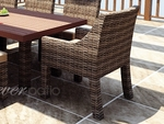 Forever Patio Wicker Pavilion Collection