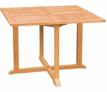 "Hi Teak 47""  Venice Afternoon Tea Table"