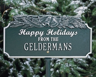 Holiday Plaques