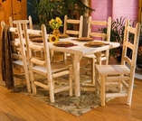 Ladder Back Chair Indoor Dining Group