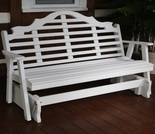 Marlboro Glider Bench - 4', 5' or 6'