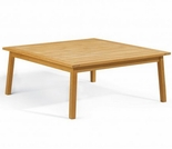 """Oxford Garden Siena Shorea 42"""" Chat Table - """"Spring Event"""" Reduced Pricing"""