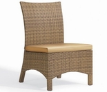 """Oxford Garden Torbay Wicker Side Chair (Set of 2) - """"Spring Event"""" Reduced Pricing"""