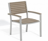 Oxford Garden Travira Tekwood Armchairs (Set of 2)