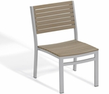 Oxford Garden Travira Tekwood Side Chair (Set of 2)