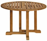 "Oxford Teak 36"" Round Dining Table"